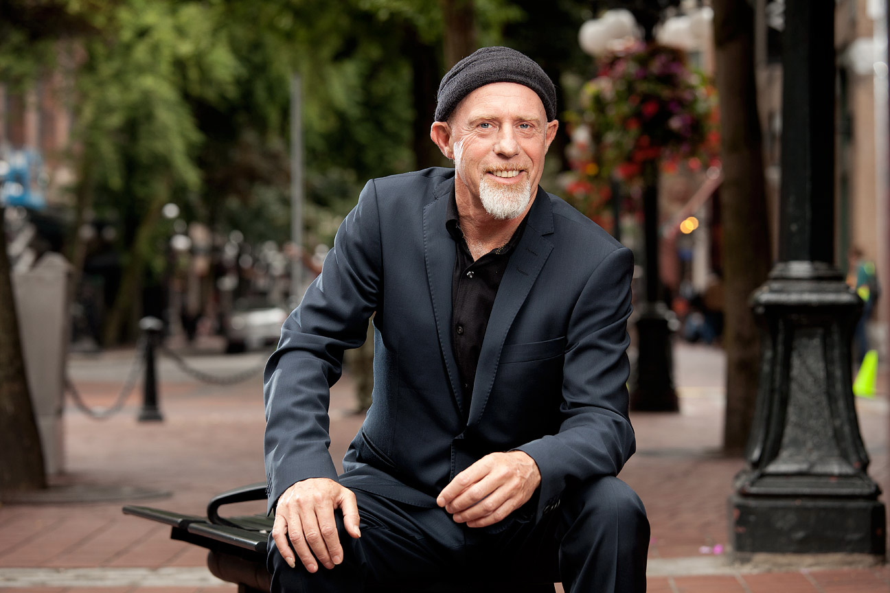 Harry Manx returns to Lethbridge, March 24. photo by Richard Amery
