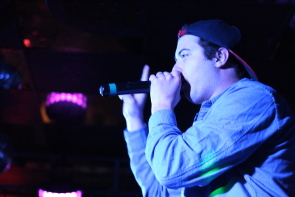 Transit  performs at the Return of Snapbacks and Thowbacks this week. Photo By Richard Amery