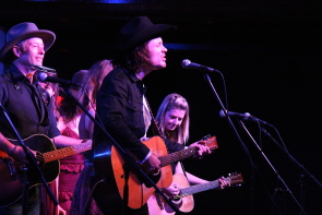 Barney Bentall and the Grand Cariboo Express return to Lethbridge this week. PHoto by Richard Amery