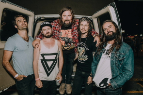Bend sinister return to Lethbridge, Sept. 19. Photo by Lindsey Blane