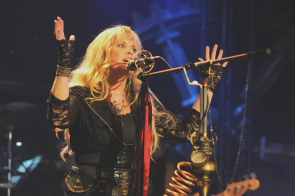 Julie C. Myers performs her Stevie Nicks tribute in Dreams: A Classic Rock Fantasy, Oct. 21 at the Yates Theatre. Photo submitted