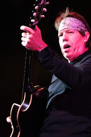 George Thorogood was a highlight at the Enmax Centre in May. Photo by Richard Amery