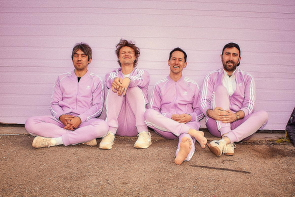 Hollerado returns to Lethbridge, Oct. 22. Photo by Ryan Faist