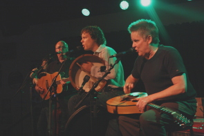 The Irish Descendants return to Lethbridge, Feb. 18. Photo by Richard Amery