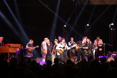 The Last Waltz features the music of the Band and more.photo submitted