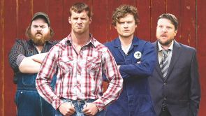 Letterkenny live is at the Enmax, Dec. 14. Photo submitted